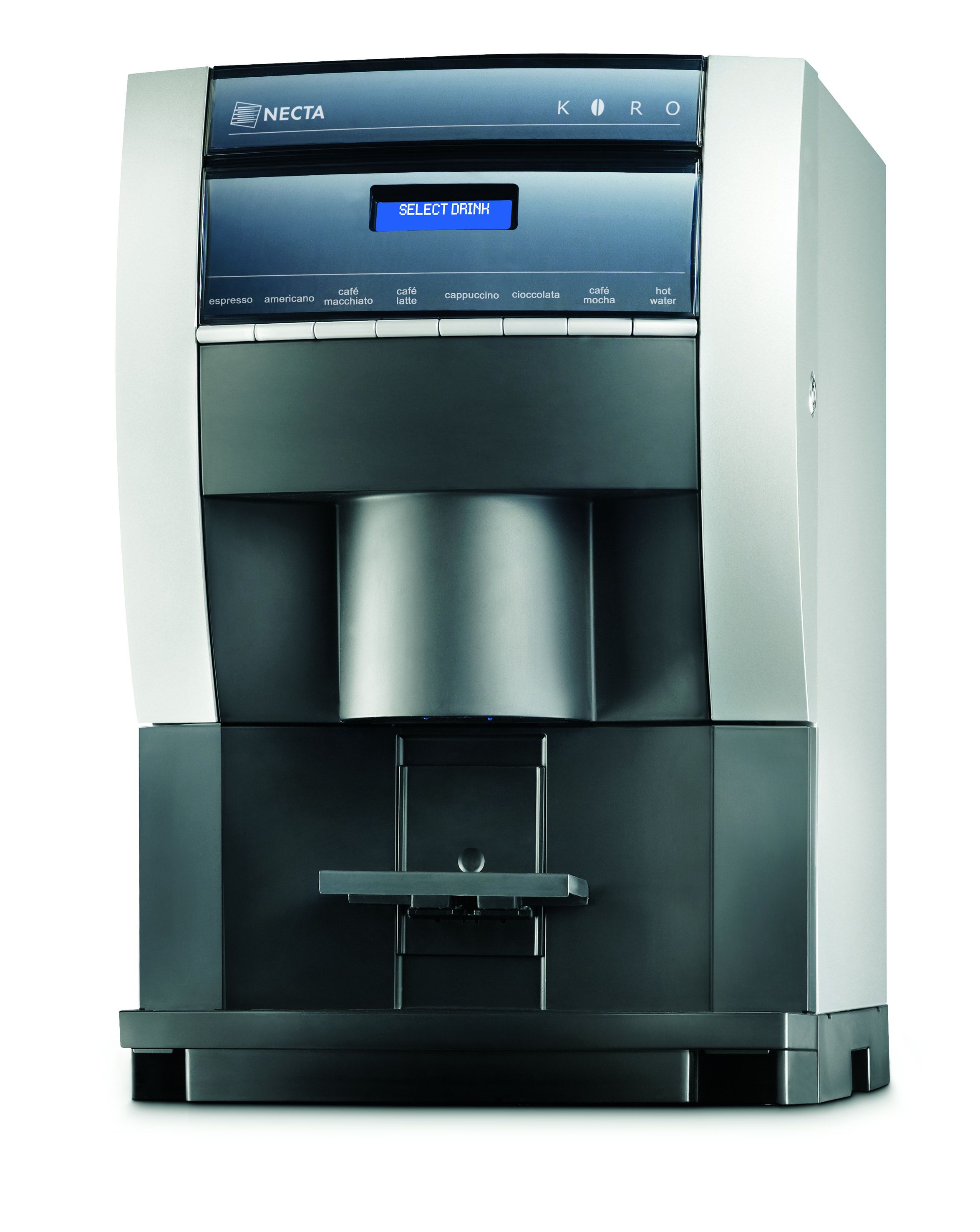 N & W KORO ES Tank gebraucht (Verkauf nur an Gewerbe  -> Kaffeemaschine Gewerbe